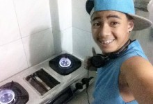 """DJ Kalan"" has gone viral because of his video that DJing using a stove."