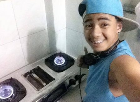 """DJ Kalan"" has gone viral because of his video that DJing using a stove."