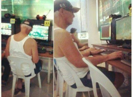 The Story behind this 66 Year old DOTA Player