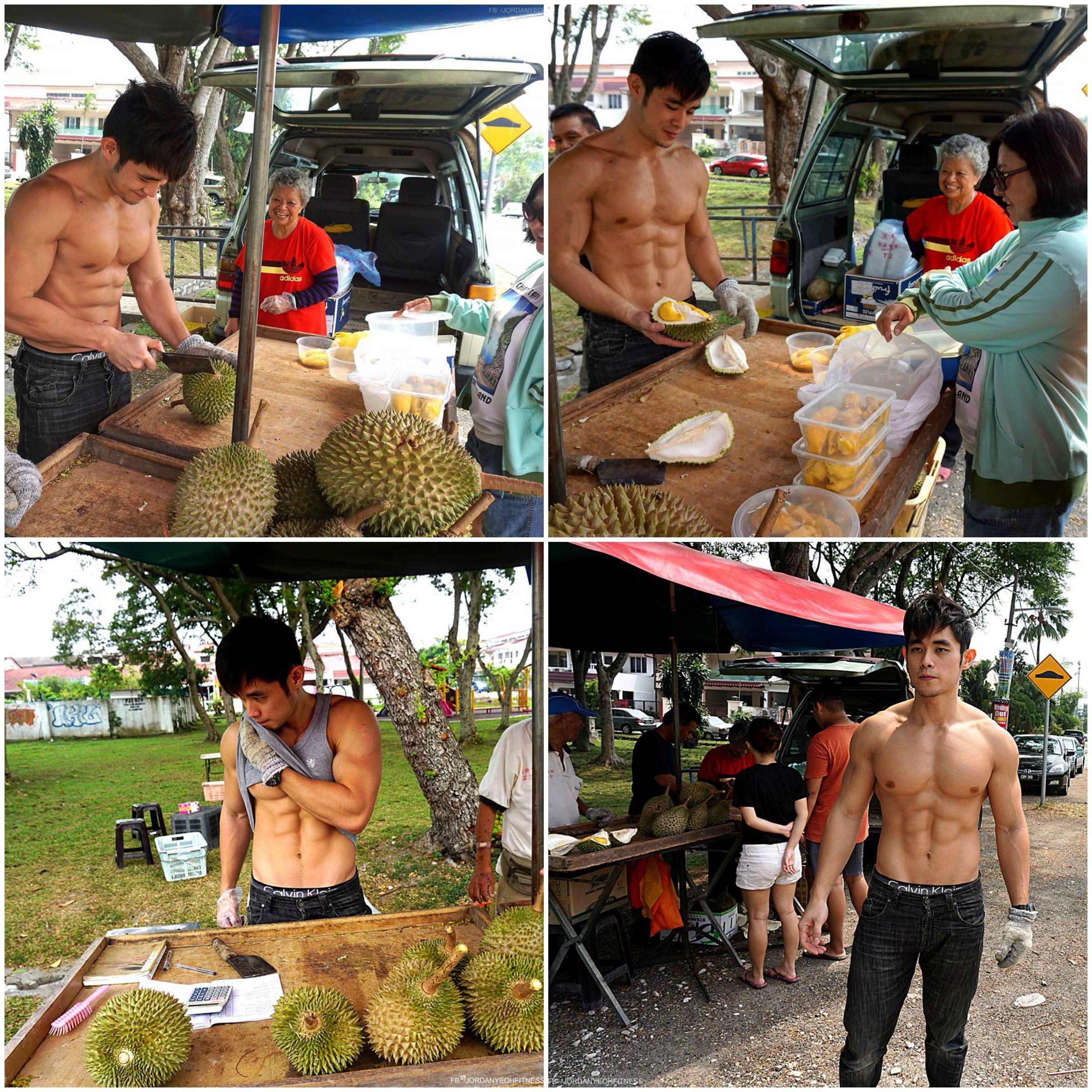 durian hunk