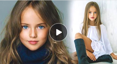 Watch:This girl is considered as the most beautiful girl in the world!