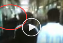 Ghost caught in UP Diliman Shopping Center