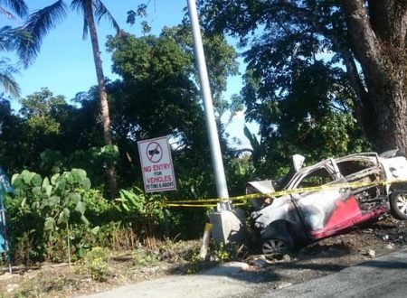 Tagaytay Car Accident Witness claims that victims will survive if someone helped them immediately