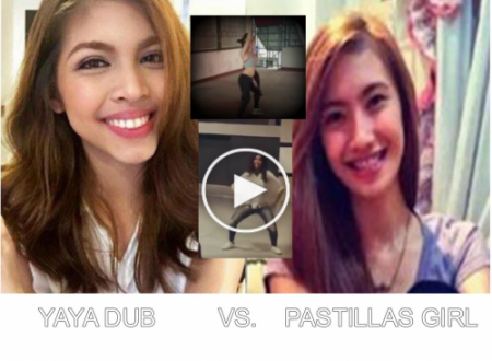 "WATCH: YAYA DUB VS PASTILLAS GIRL ""WORK"" DANCE SHOWDOWN"