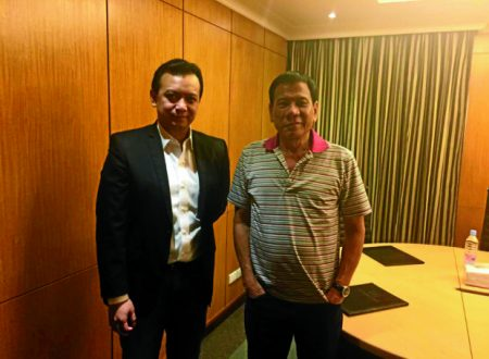 Duterte willing to give the 211 Million Pesos to Trillianes if the Senator proven the allegation against him