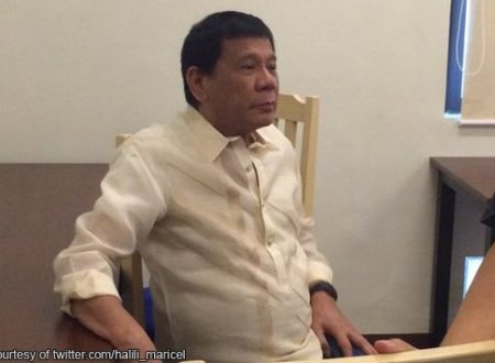 Duterte new Barong Tagalog costs about 6,500 each only