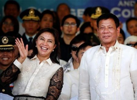 Robredo willing to lead the opposition slate to match Duterte's senatorial bets