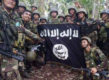 Last camp of Abu Sayaff captured by Philippine Military