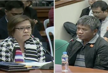 """Angry Netizens said that the De Lima's witness testimony  """"scripted"""" and full of """"hearsay"""""""