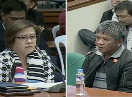"Angry Netizens said that the De Lima's witness testimony  ""scripted"" and full of ""hearsay"""