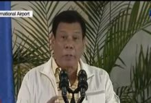 """President Duterte on Obama: """"I dont' have any master except the Filipino people"""""""