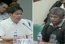 Watch: Lacson caught Witness Motabato allegedly lying in Richard King's death