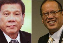 List of achievements 100 Days of PNoy vs. 100 Days of President Duterte