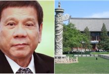 Pres. Duterte to receive highest diplomatic honors and will be awarded a doctorate degree in China's top university