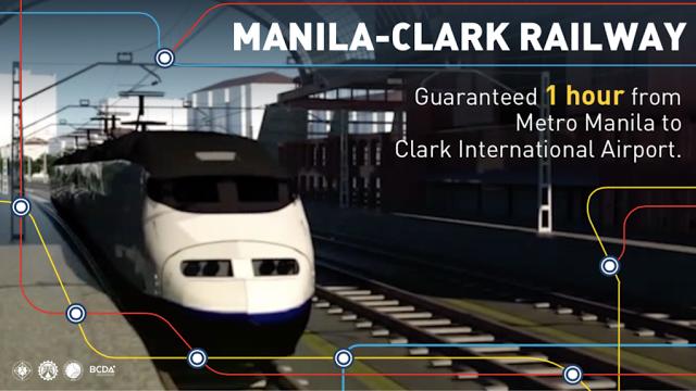 manila-clark-railway