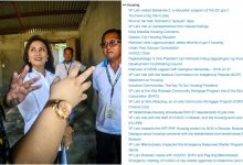 LOOK: List of activities of Vice President Leni Robredo during her term as HUDCC Secretary