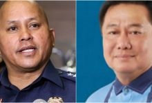 """Chief Bato challenges Speaker Alvarez and other people asks him to resign: """"Let's commit honorable suicide together"""""""