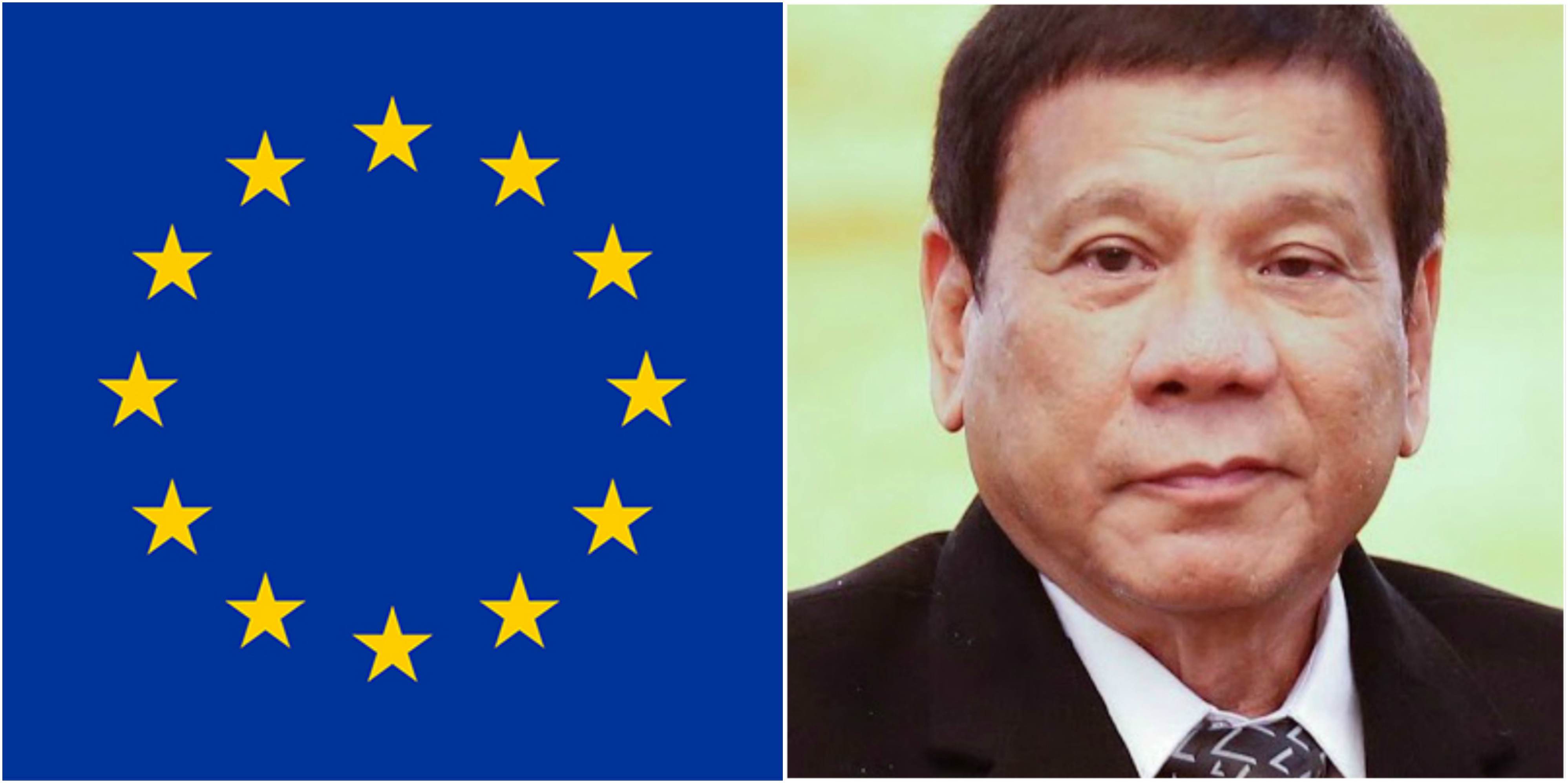 European Union finding ways to help the War on Drugs of President Duterte