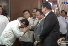 WATCH:President Rodrigo Duterte met his staunch supporters and what he did was surprising