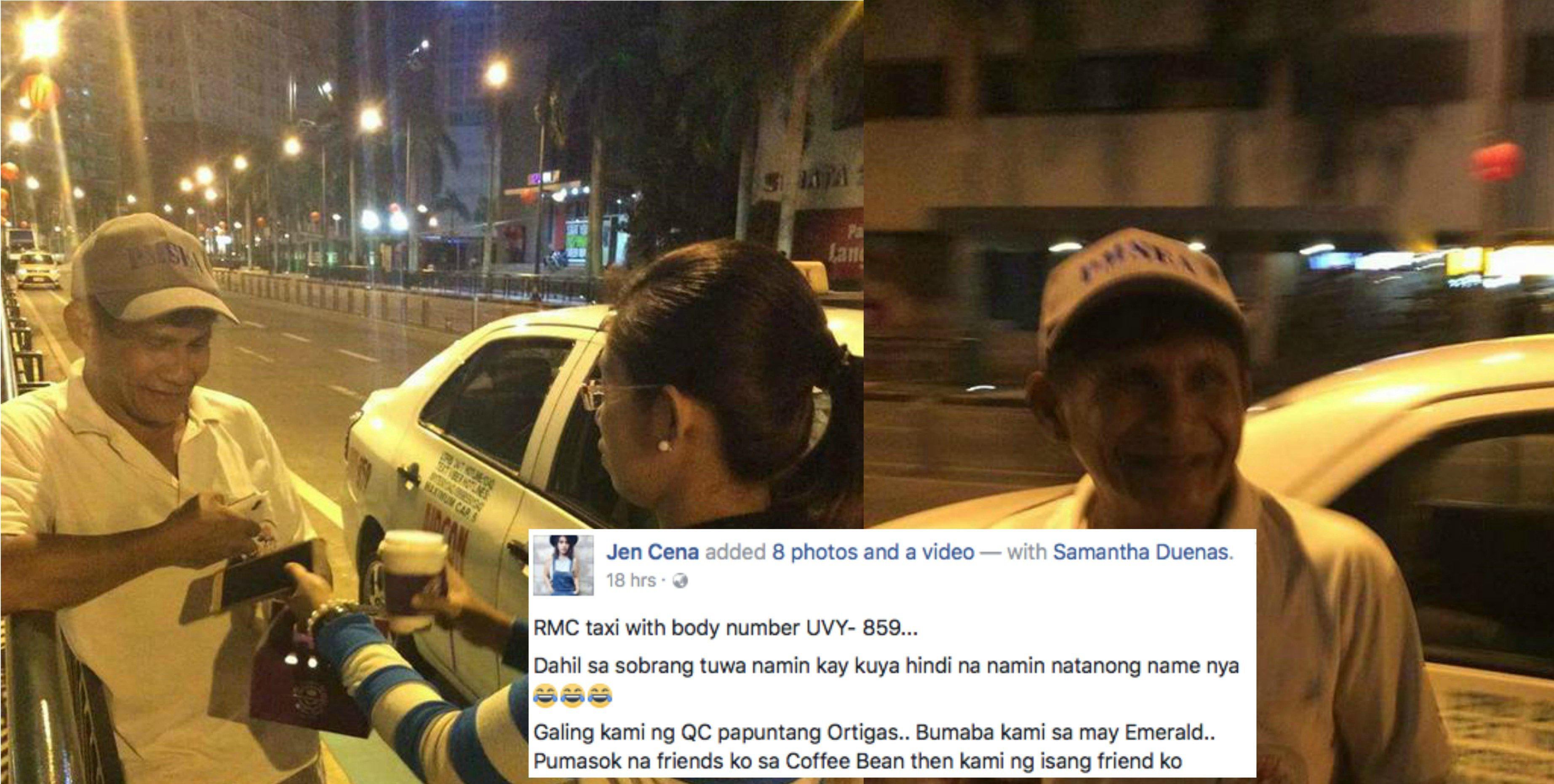 Honest taxi driver hands back passenger's forgotten bag containing £10,000