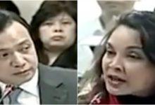 WATCH: Heated exchange between Senator Legarda and Trillanes during Sec. Aguirre's confirmation on COA