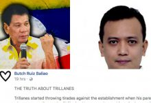 Netizen reveals the reason why Senator Trillanes starts to criticize the current administration