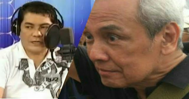 "WATCH: Erwin Tulfo challenges Paredes to a fist fight after artist calls for his suspension: ""tutusukin ko yang mata mo"""