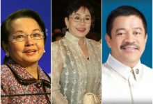 LOOK: List of house leaders who got removed because they voted against death penalty bill