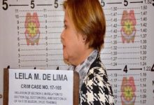 WATCH:Number one drug lord in the Philippines already jailed – Alvarez announces