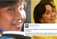 "Former campaign strategist of Leni Robredo denounces the Vice President ""I never thought that the crown was so important to you"""
