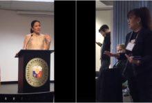 WATCH: OFWs criticizes Hontiveros in her own forum in Sydney: Paano namin mababago ang imahe ng Pilipinas kung sinisira niyo?