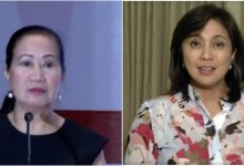 "WATCH: PAGCOR Chair Domingo slams Vice President Leni Robredo at the ASEAN Gaming Summit: ""She malign the filipinos, my country,president and policemen"""