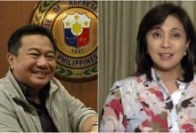 House Speaker eyes impeachment case against Vice President Leni Robredo