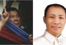 Congressman Alejano's wish for President Duterte: Sana ma-meet mo na si Lord