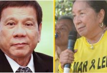 """Prof. Winnie Monsod praises President Duterte: """"He is making the right moves to help the poor,"""""""