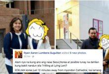 Netizen reveals possible reason why Senator Trillanes and VP Robredo flies to South Korea