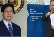 "Lacson labeled complaint filed against President Duterte in ICC as ""unpatriotic"": Itatapon lang yan sa basurahan"