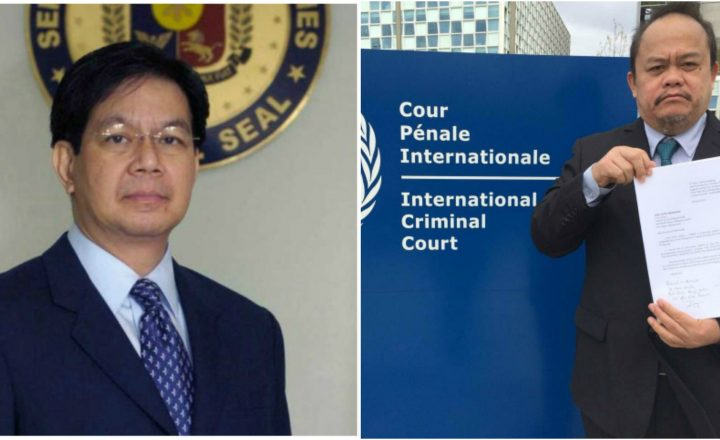 "Lacson labeled complaint filed against President Duterte in ICC as ""unpatriotic"": Itatapon lang yan sa basurahan"