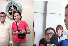 Guillermina Arcillas to file a case against Sen. Trillanes for bribing her to testify against President Duterte