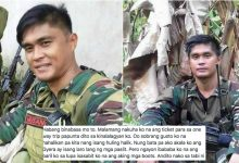 READ: Soldier writes a touching farewell letter to his wife if ever that he dies in battle