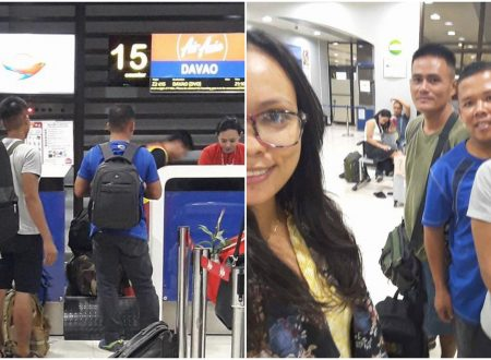READ: Airport passengers offer their extra luggage weight to the soldiers carrying their equipments to Mindanao