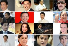 "LOOK: List of senators who voted ""YES"" and ""NO"" to Martial Law until December 31"