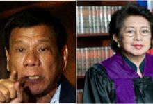 """Duterte slams Ombudsman Morales: """"Kailan ka pa naging spokesperson ng mga kriminal? Rendahan mo bibig mo"""""""