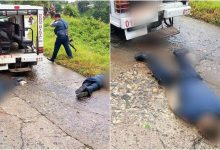 LOOK: 6 police officers killed, 2 wound in an ambush by NPA in Negros Oriental