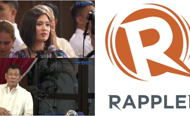 Oxford source about 'paid internet trolls' of Duterte came from Rappler, President also defends Mocha