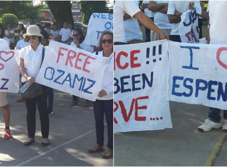 Ozamiznons express their joy on the downfall of the Parojinogs and show support to chief Espenido