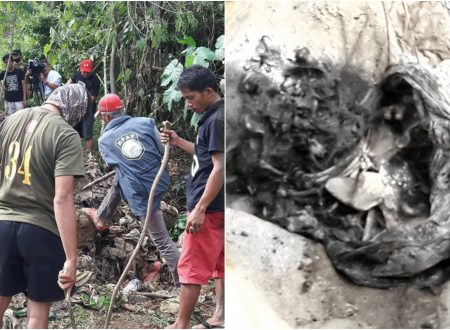 What cops discovered when they dug up a rumored mass grave in Ozamiz City