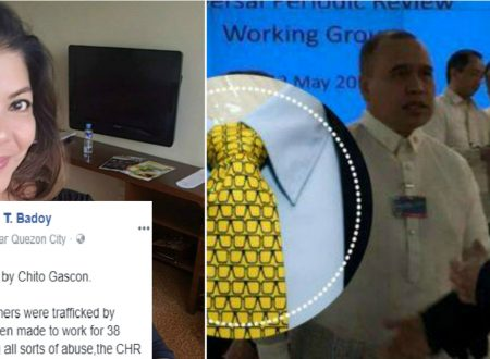 DSWD Assistant Secretary shares unfortunate incident with CHR headed by Chito Gascon