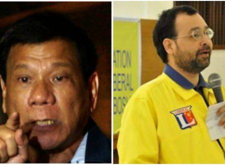 "President Duterte slams CHR Chair Gascon: ""Are you gay?"""