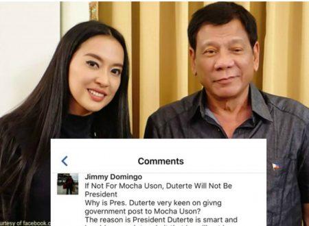 LOOK: Netizen explains why Mocha deserves a Senate seat on 2019